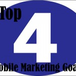 Top 4 Mobile Marketing Goals
